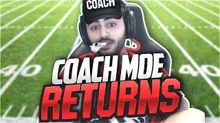 Yassuo | COACH MOE RETURNS