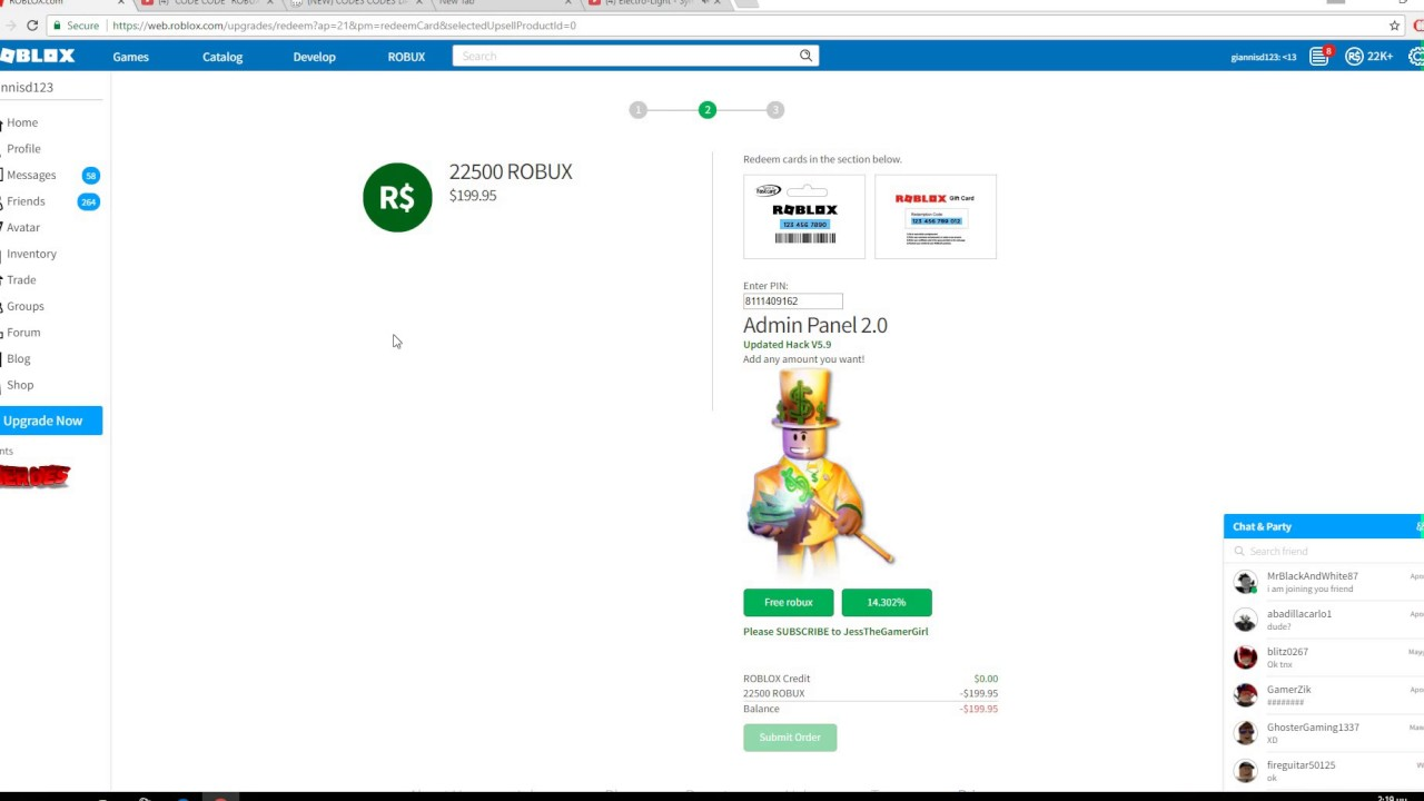 HOW TO GET FREE ROBUX IN ROBLOX 2018 (STILL WORKING ...