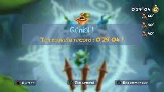 Rayman® Legends, Ray et le haricot magique 'envahi' , le troll du dernier passage, 29'04