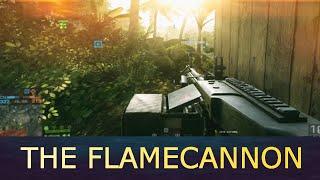 Battlefield 4 M60-ULT - EXPLOSIVE LIGHT MACHINE GUN! (BF4)
