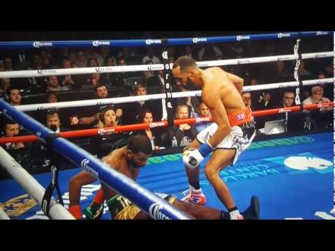 WAR IN BROOKLYN! JAMES DEGALE VS BADOU JACK FULL FIGHT POST TALK WITH DBN