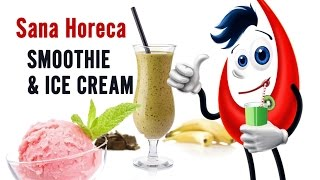 Sana Horeca EUJ-909 - Smoothie and Ice Cream optional kit