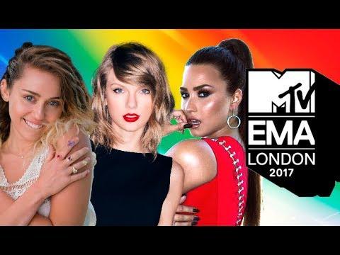 MTV EMA 2017 NOMINEES - Part 1