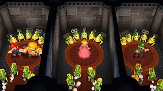 Mario Party 9 - All Survival Minigames (Master Difficulty) thumbnail