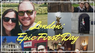 First time travellers London: Epic First Day