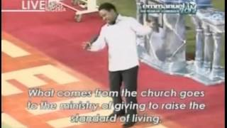 Your Love For Christ By TB Joshua