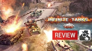 iNFINITE TANKS  AppSpy Review