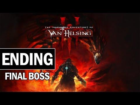 Good Game Review - The Incredible Adventures of Van Helsing III - TX: 9/6/15