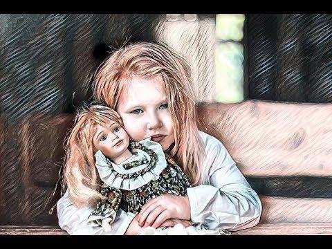 История о кукле, которая меня удивила