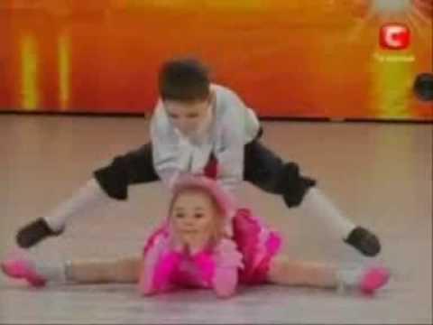 nios pequeos bailando ballet