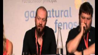 Sightseers - Sitges 2012 - press conference