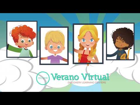 Campamento Virtual - Discovery Learning Centers