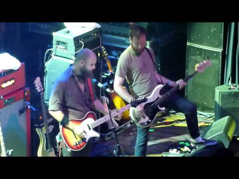 baroness---steel-that-sleeps-the-eye-05/05/12:-house-of-blues---west-hollywood,-ca