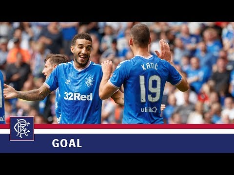 GOAL | Rangers 3-0 Marseille | Connor Goldson