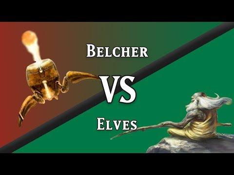 Belcher vs. Elves (Legacy) |