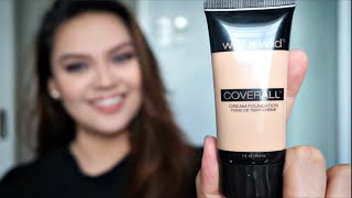 wet n wild coverall creme foundation   tagalog