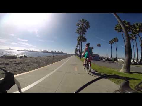 GoPro Long Beach Bike Ride