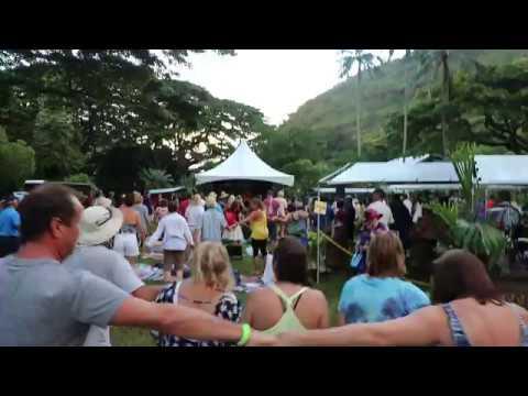 Hawaiʻi Ponoʻī - Waimea Valley Concert 2016