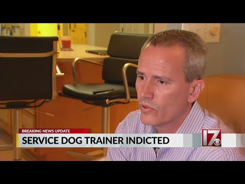 Ry-Con service dog company president Mark Mathis indicted on 42 charges