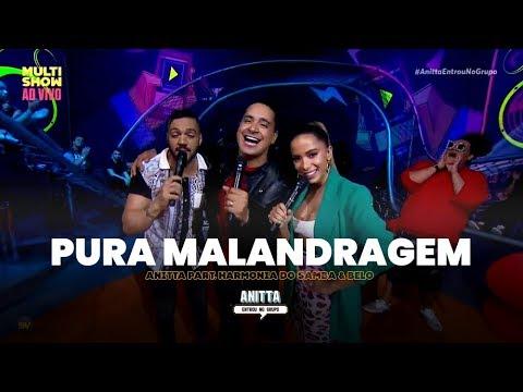 Anitta part Harmonia do Samba & Belo - Pura Malandragem  MÚSICA INÉDITA