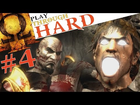 God of War 3 Remasterizado PS4 Hard Parte 4. (PT-BR)