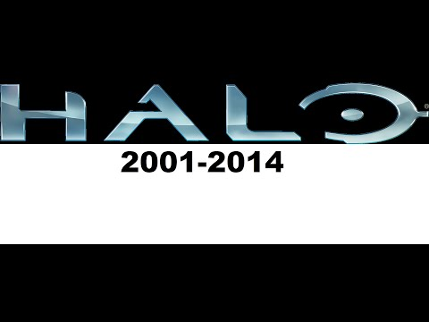 Halo Games In Chronological Order 2001-2014
