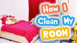 How I Clean My Room MP3