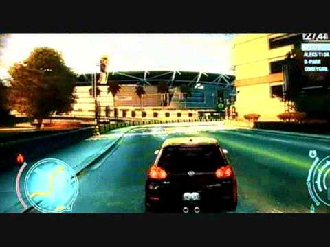 need for speed undercover gameplay ps3 vw r32 youtube. Black Bedroom Furniture Sets. Home Design Ideas