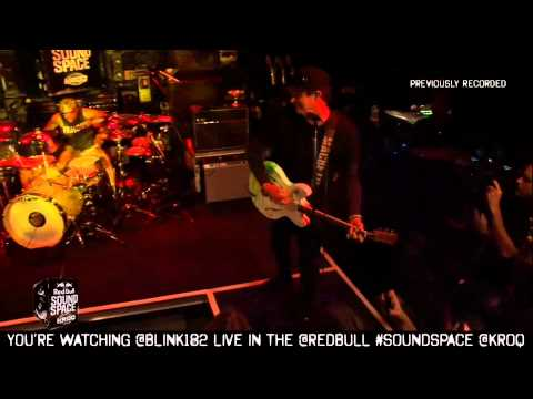 Blink 182 - Family Reunion Uncensored @ Red Bull Sound Space @ KROQ - Pro Shot Full Concert 2013