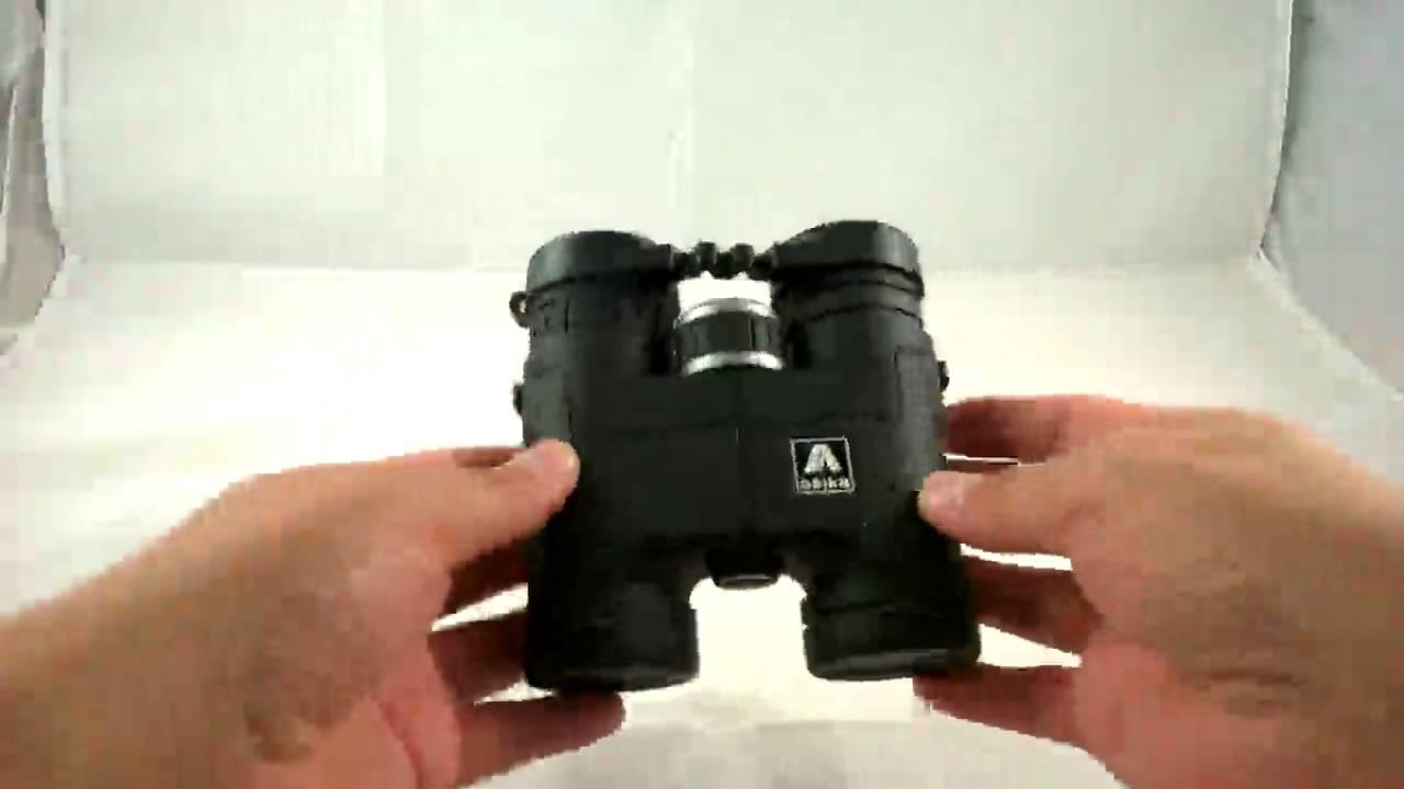 Dealswagen 10x50 Marine Fernglas Mit Entfernungsmesser Und Kompass Bak 4 : Bnise asika hd binoculars fernglas rezensionen youtube