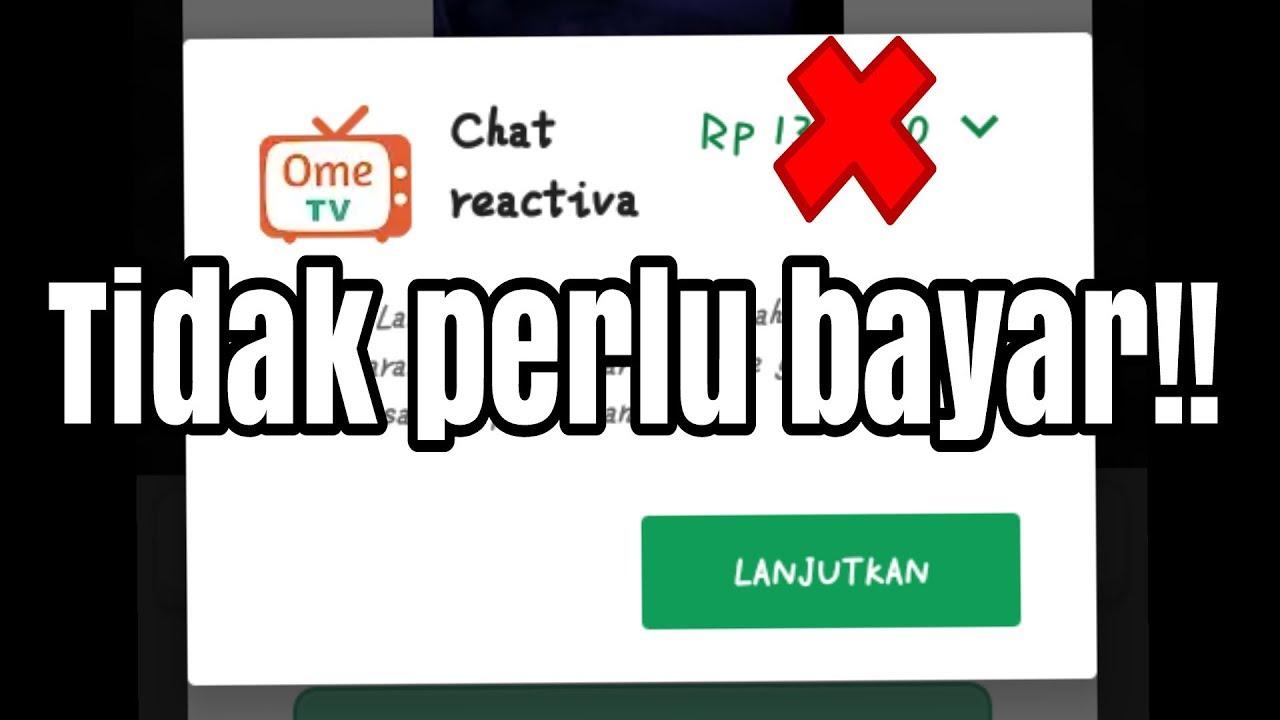 Cara mengatasi/solusi bermain ome tv saat aplikasi terkena Banned (TIDAK  PERLU UNBANNED!!)