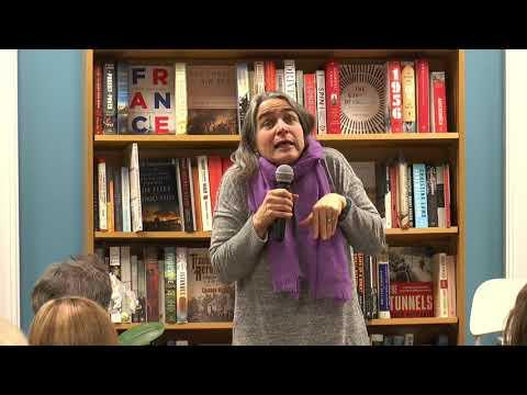Norwich Bookstore Cindy Pierce January 2017