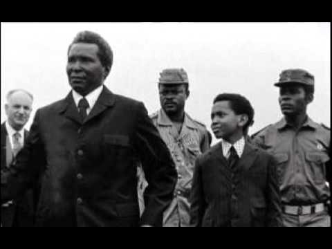 Macias Nguema apoyó la autodeterminación de los pueblos