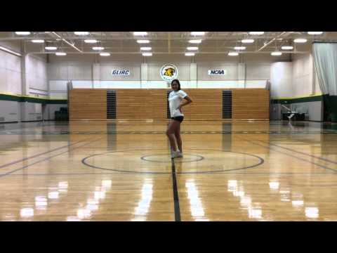 Tryout Dance (Toxic) Spring 2016 With Music