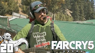 CRAZY REDNECK WITH A FLAME THROWER!!! - Let's Play Far Cry 5 Gameplay