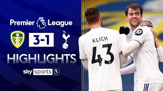 Bamford & Leeds all but end Spurs' top 4 hopes! | Leeds 3-1 Tottenham | EPL Highlights