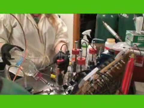 Microbial Fuel Cell Video