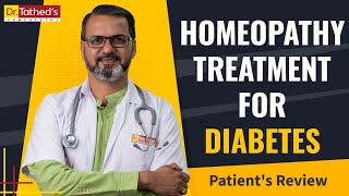 Diabetes Patient Testimonial | Homoeopathy Doctor in Pimpri - Chinchwad, Pune