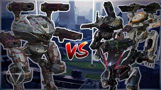 [WR] 🔥 Leech VS Ao Jun/Fenrir/T-Falcon - Comparison | War Robots