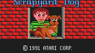 Atari Lynx Longplay [36] Scrapyard Dog