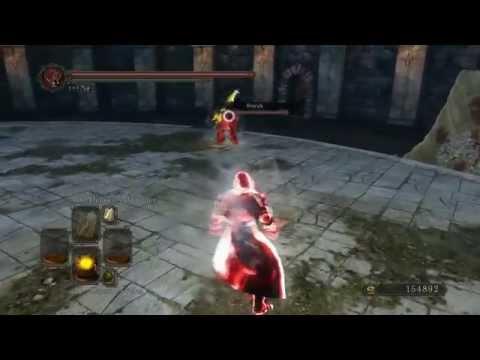 Dark Souls 2 - The Arena