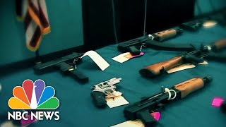 DOJ Launches Gun Trafficking Strike Forces In Five Cities