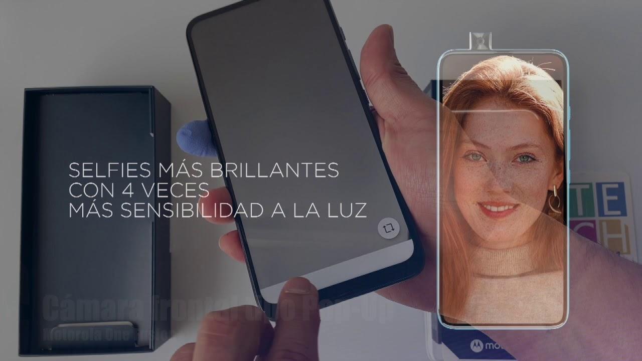 A primera vista: ¿Qué tiene de especial el Motorola One Fusion+?