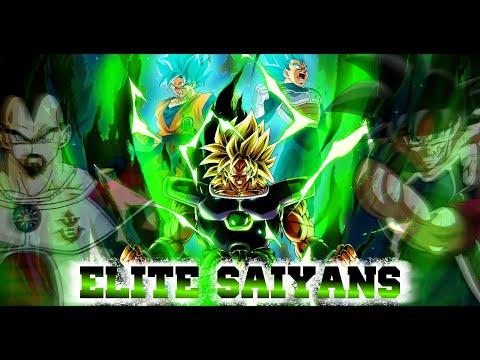 Download Dragonball Super Broly - ELITE SAIYANS - AMV power up motivation