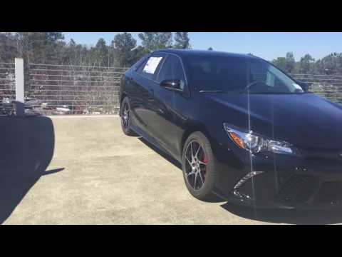 Review: 2017 Toyota Camry SE:XSP