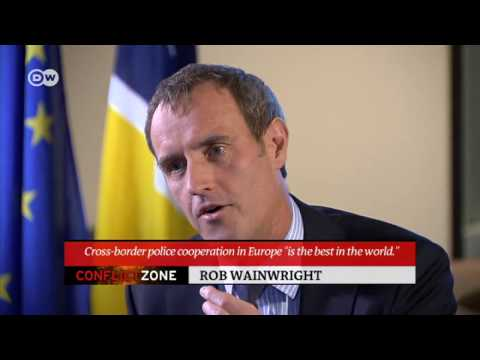 Europol chief on terrorism: Internet more dangerous than Schengen   Conflict Zone