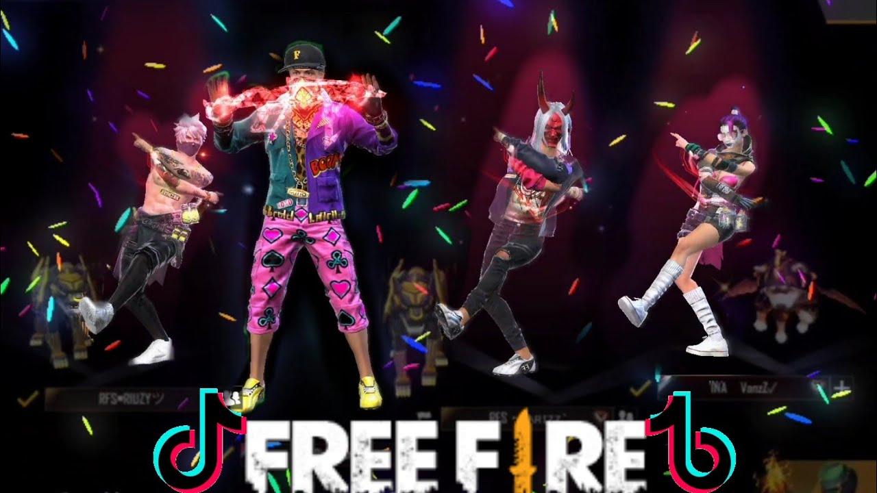 Tik Tok Free Fire (tik tok ff) Avee Player Comeback, Editor Berkelas Old, Viral, Kreatif, Populer