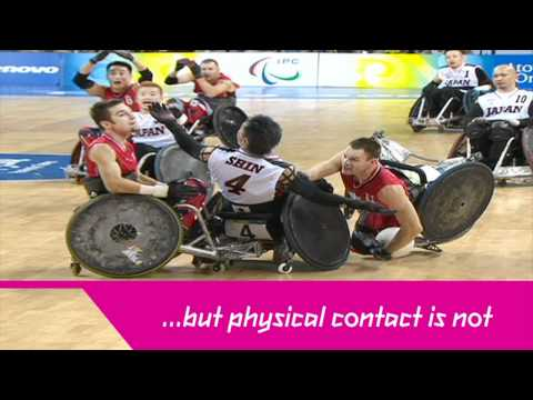Wheelchair Rugby at the London 2012 Paralympic Games