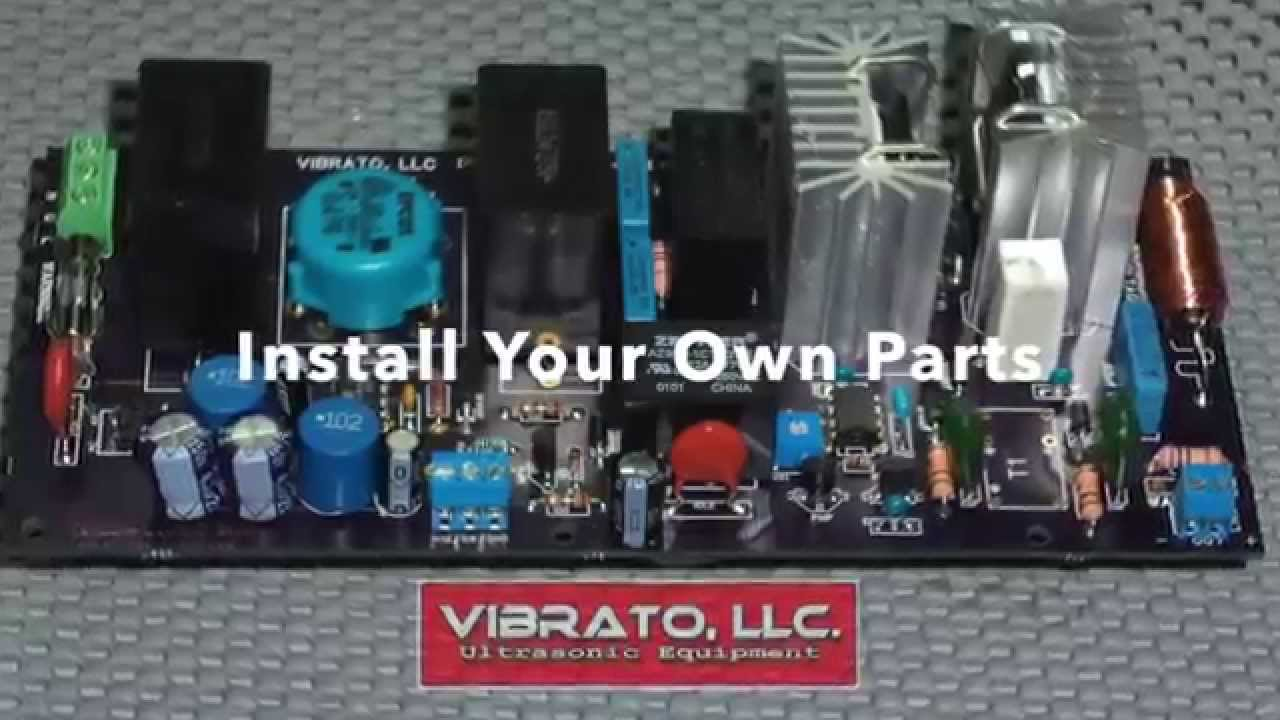 Dc Driver For An Ultrasonic Piezo Mist Generator Electronics Forum