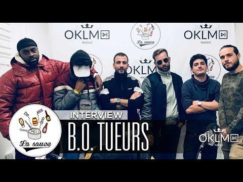 Youtube: B.O. Tueurs (Isha, Senamo, Lord Gasmique) – #LaSauce sur OKLM Radio 06/12/17